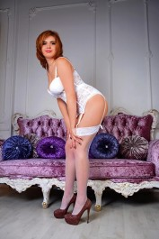 Diana, Moscow call girl