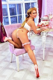 Ariel, Moscow escort, Role Play Moscow Escorts - Fantasy Role Playing